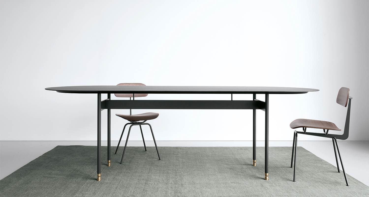 Table Extensible Design Italien extendo